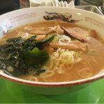 名古屋市西区、庄内通のとんこつしょうゆラーメン「中華そば 万楽」がウマくて安い。